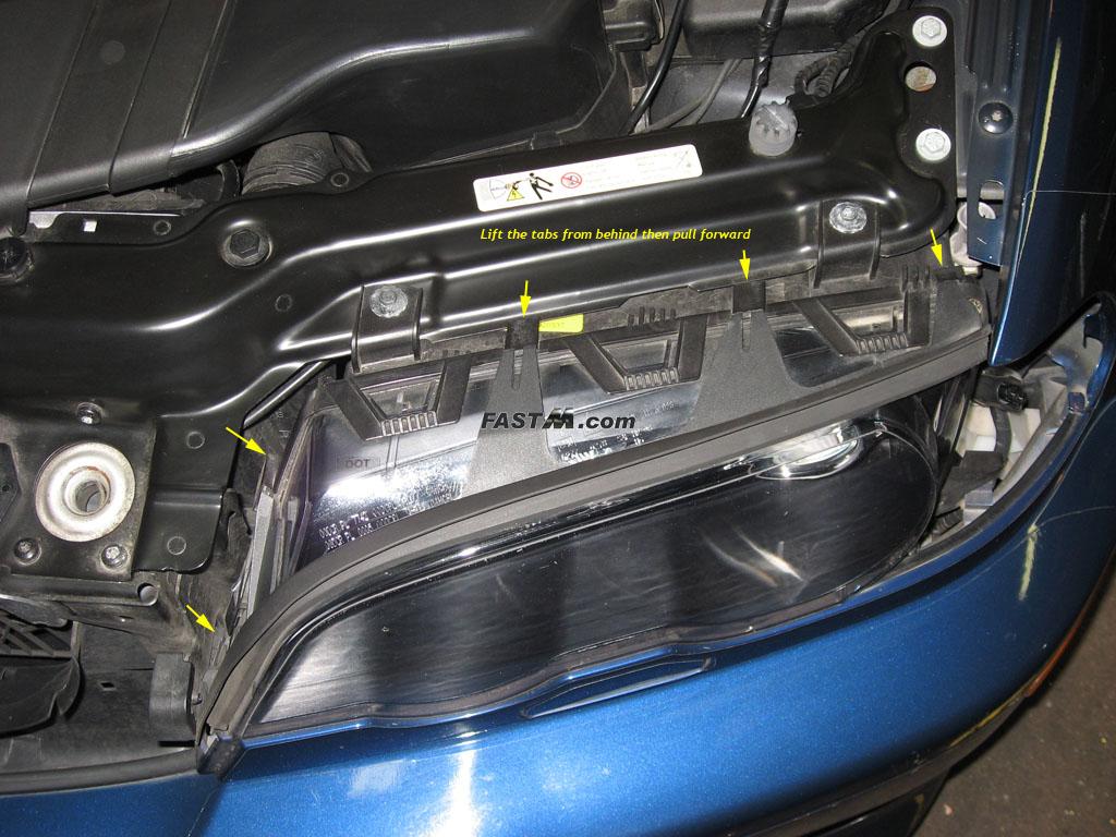 Diy Guide Ccfl Angel Eyes Or Pre Installed Headlight E46 Wiring Diagram